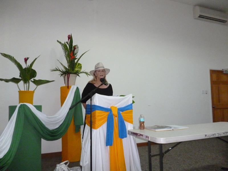 rosemary-presenting